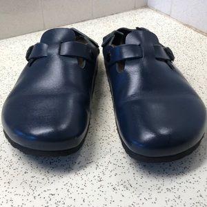 11cc9d9baad Birkenstock Shoes - Birkenstock Professional Tokio SL Clogs Navy Blue